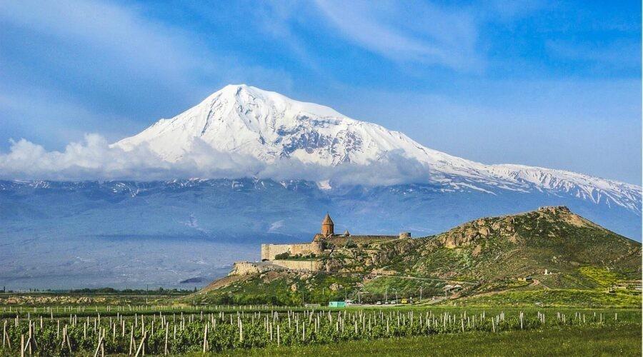 Арарат из Армении, восхождение на Арарат с planB.ua, фото
