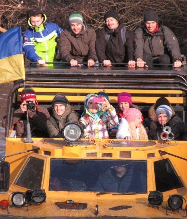 Тур в пещеру Млынки с planB.ua