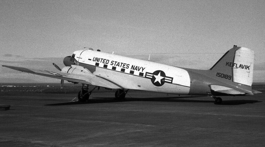 История знаменитых обломков Douglas Super DC-3 в Исландии