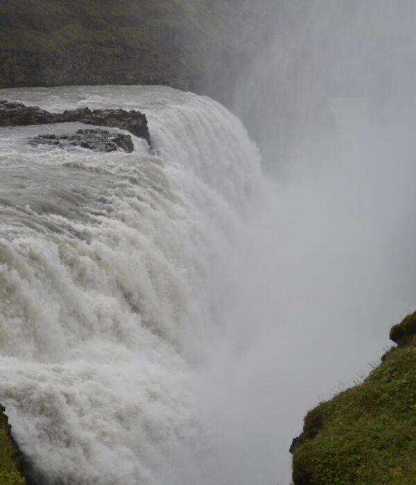 фото _ Гюдльфосс в авторском туре по Исландии с planB.ua