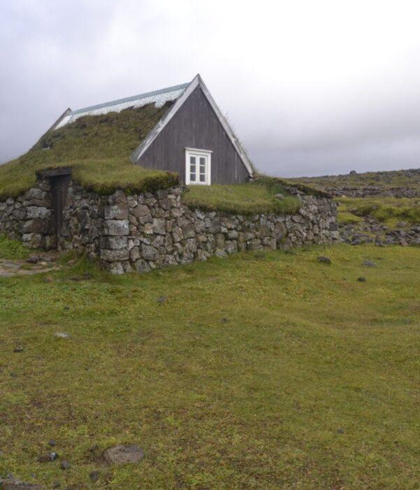 фото _ сельский домик в автотуре по Исландии с planB.ua