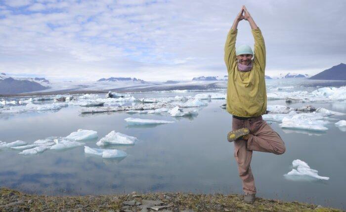фото _ ледниковая лагуна в джип-туре по Исландии с планБ