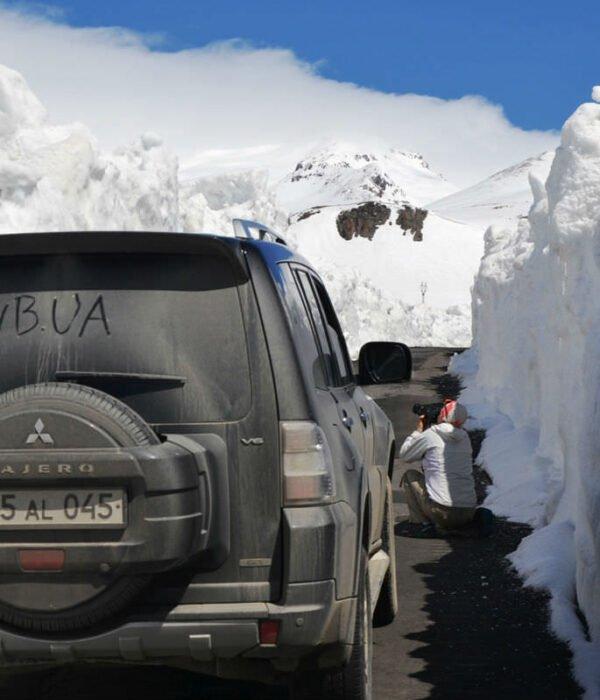 Армения на машине с планБ