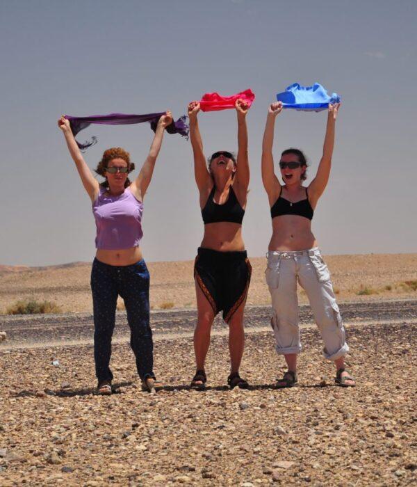 Тур в Марокко на машинах с планБ