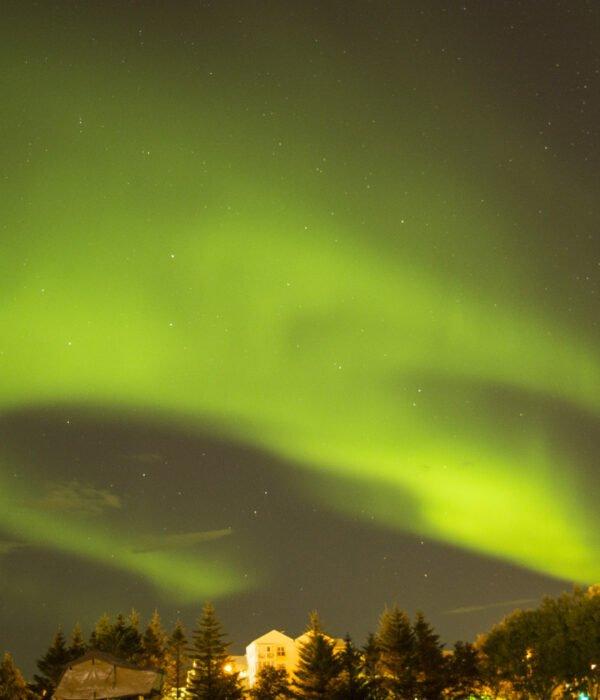 фото _ Аврора в авторском джип-тур по Исландии с planB.ua