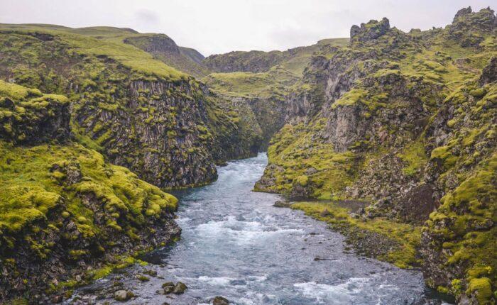 фото_ горные реки Исландии в туре на джипах с planB.ua