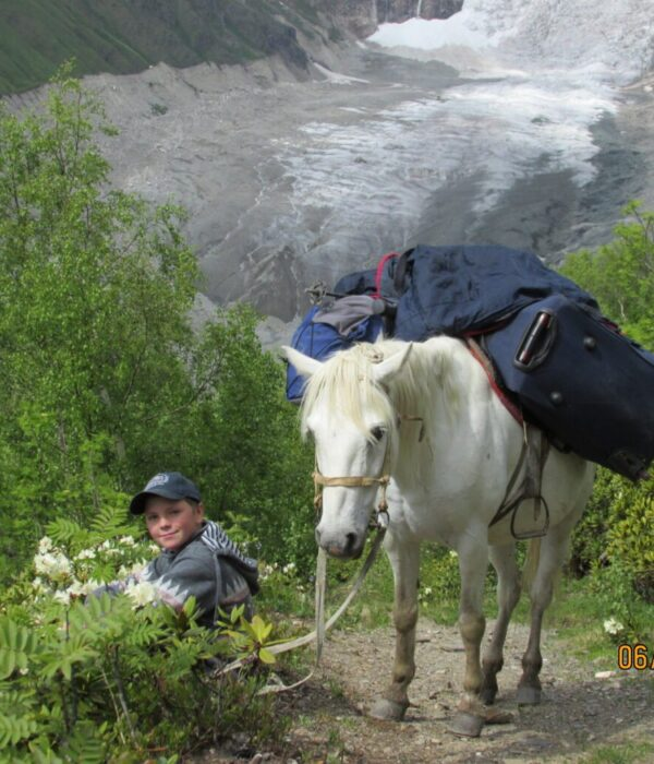 фото _ ледник Адиши, Сванетия, тур в Грузию с planb.ua