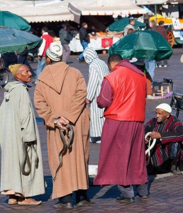 Марокко на машинах с планБ