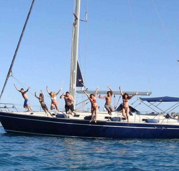фото_ яхтинг в Греции c planB.ua