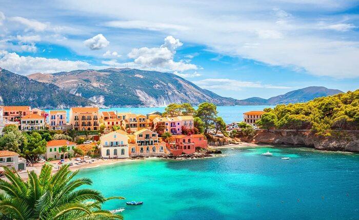 фото_ яхта Греция