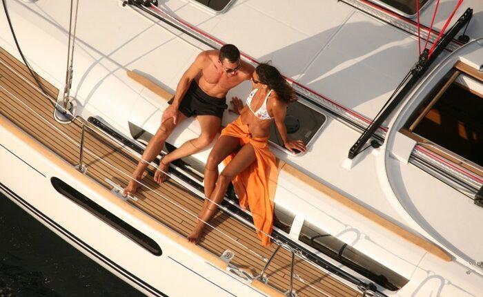 фото_ Отдых на яхте в Греции с planB.ua