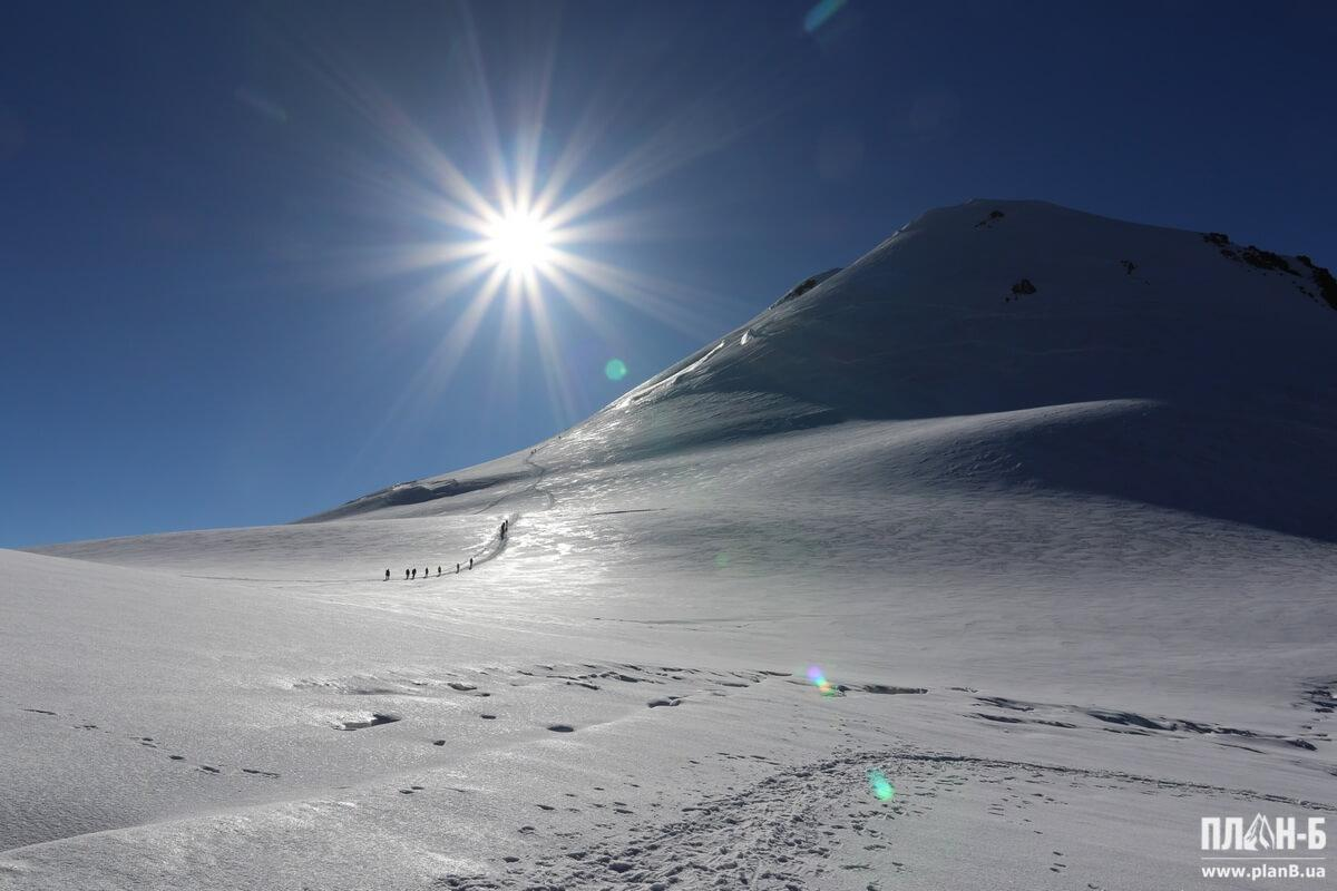 фото _ на Казбек, 4400м. Восхождение на Казбек с planB.ua