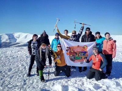 фото_ основы альпинизма_на Гембе в Карпатах с planB.ua