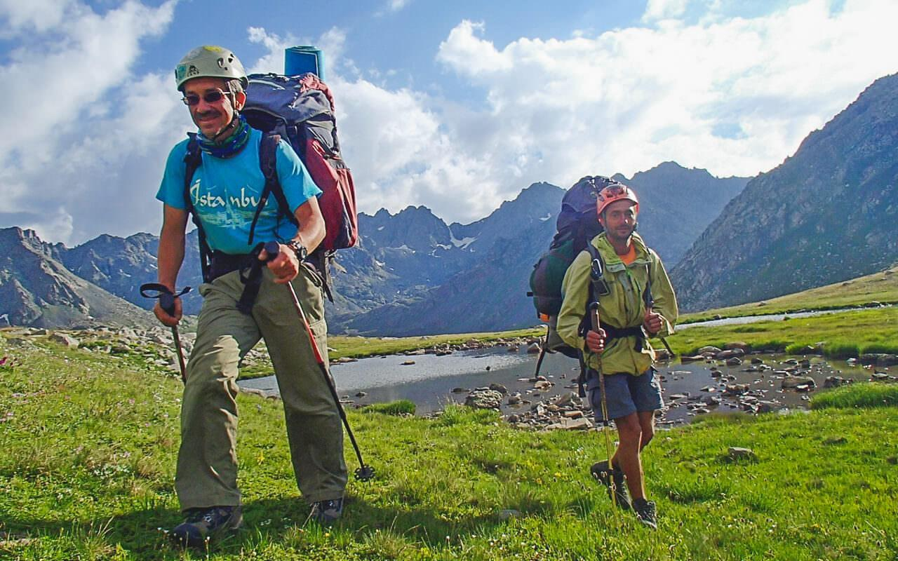 Путешествие по Качкару (Понтийским горам) на востоке Турции