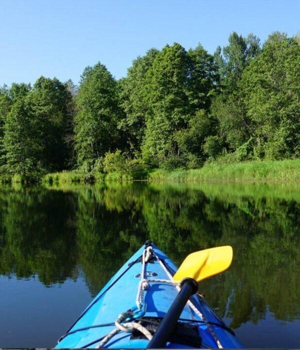 фото _ Водные пейзажи. Сплав на байдарках по реке Псел с planB.ua