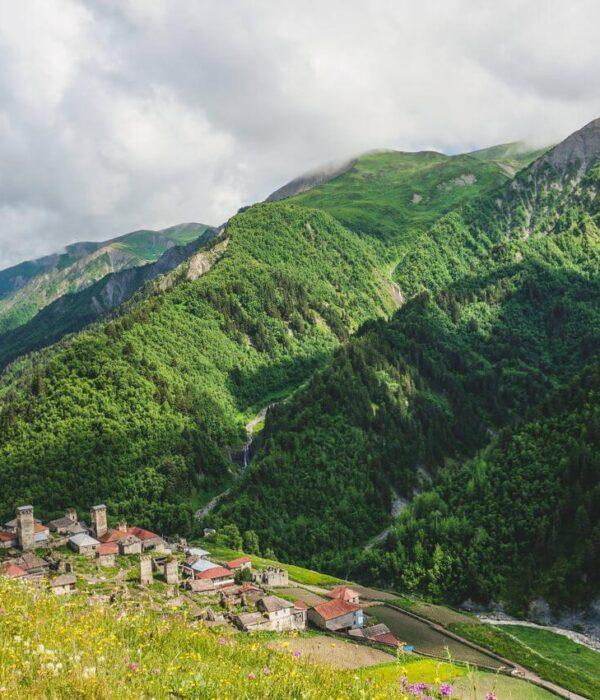 поход по Грузии с планБ