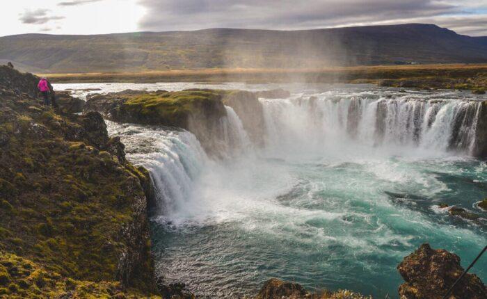 фото _ водопады Исландии в туре на джипах с planB.ua