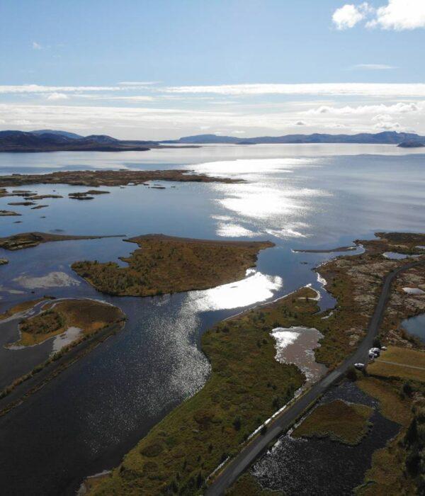 фото _ Исландия с квадрокоптера в джип-туре по Исландии с planB.ua
