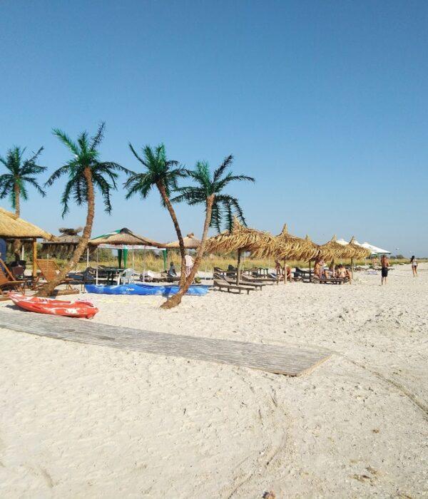 Отдых в палатках на море с планомБ, фото